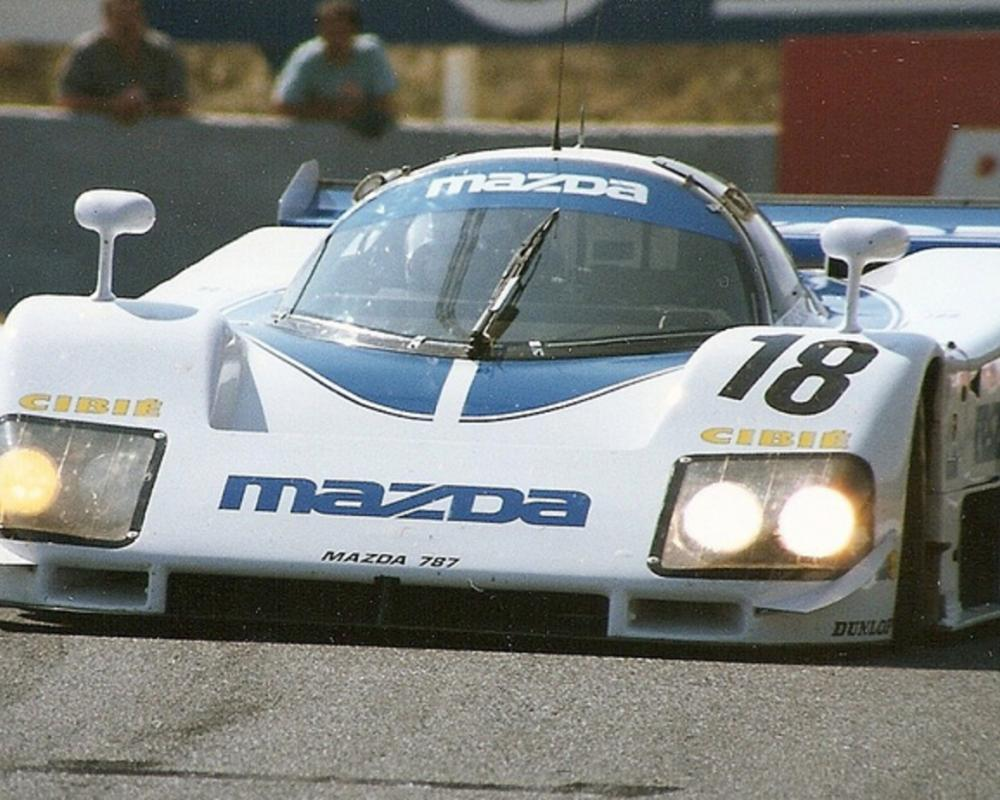 Mazda 787 - Magny Cour SWC 1991 2 | Flickr - Photo Sharing!