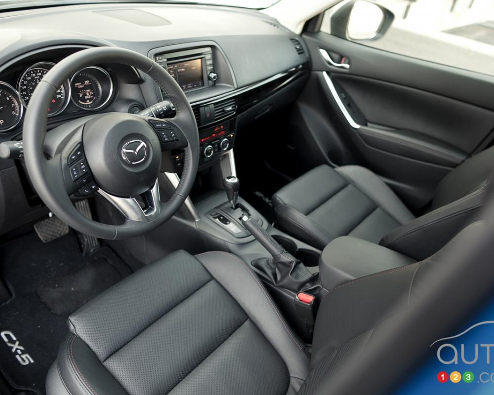 2013 Mazda CX-5 GT AWD | Flickr - Photo Sharing!