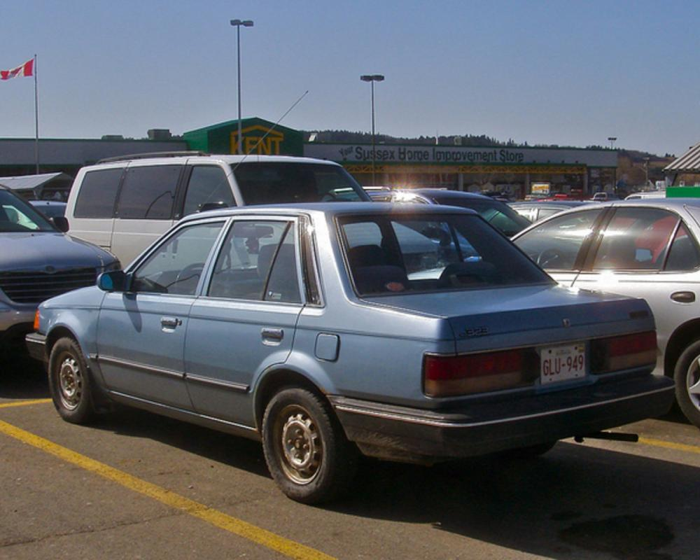 1986-1989 Mazda 323 Sedan | Flickr - Photo Sharing!