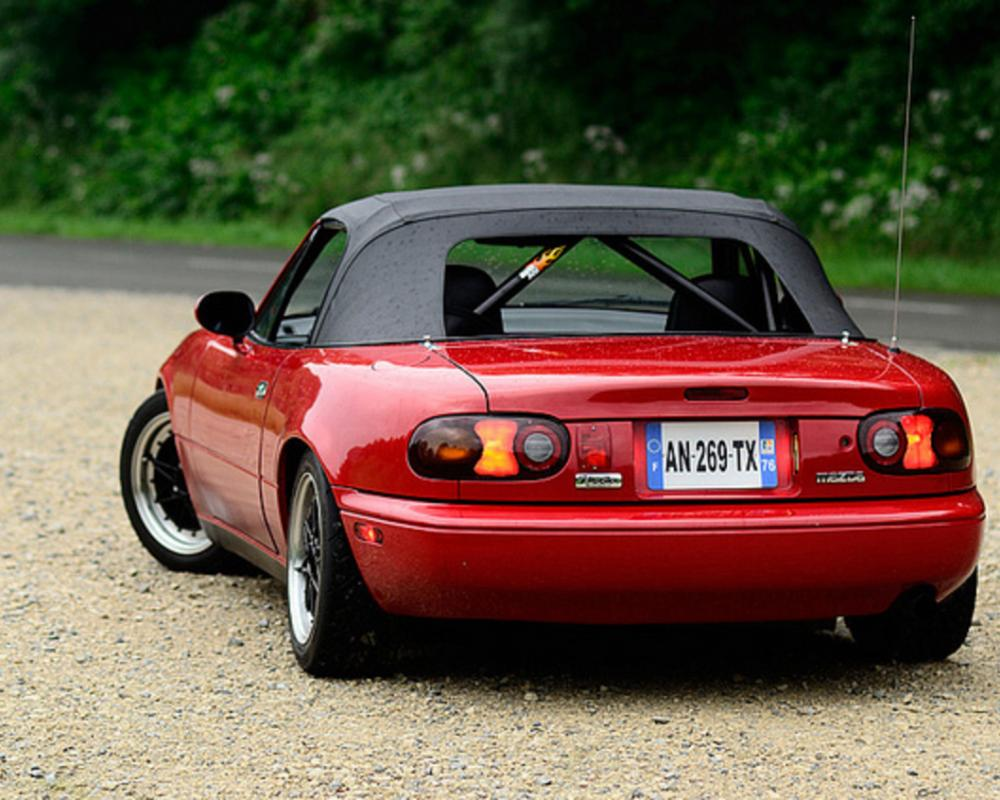 Flickr: The Strictly NA MX-5 ロードスター Pool