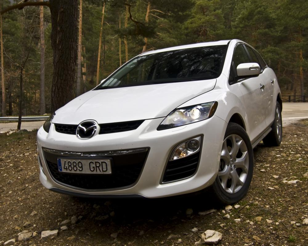 Mazda CX-7 | Flickr - Photo Sharing!