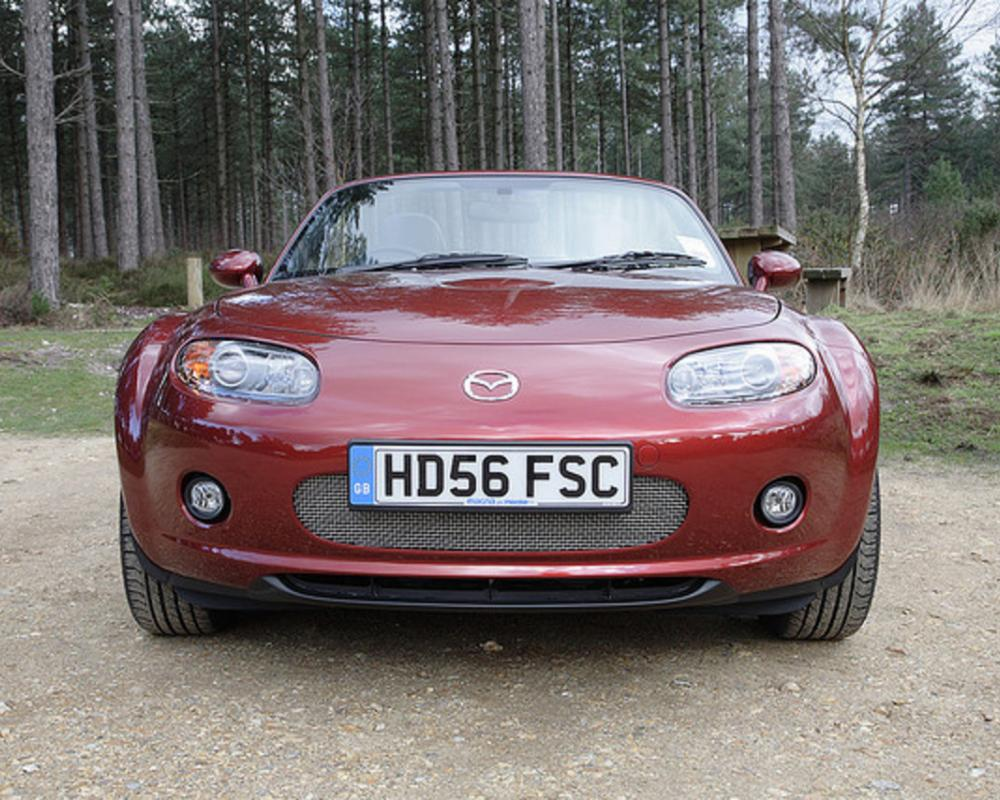 Mazda MX-5 Roadster Coupe | Flickr - Photo Sharing!
