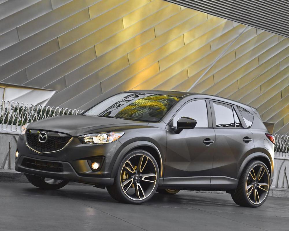 Mazda CX-5 Urban - Photo #
