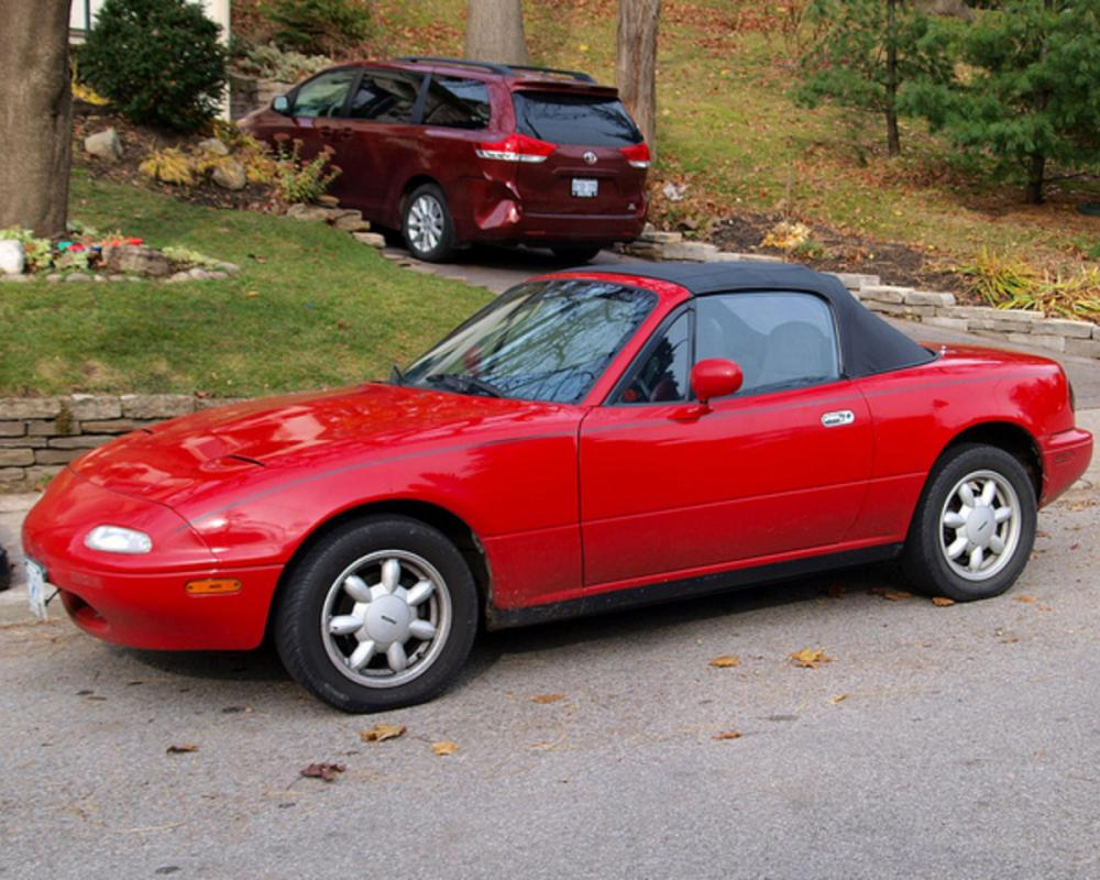 Mazda MX-5 Miata | Flickr - Photo Sharing!