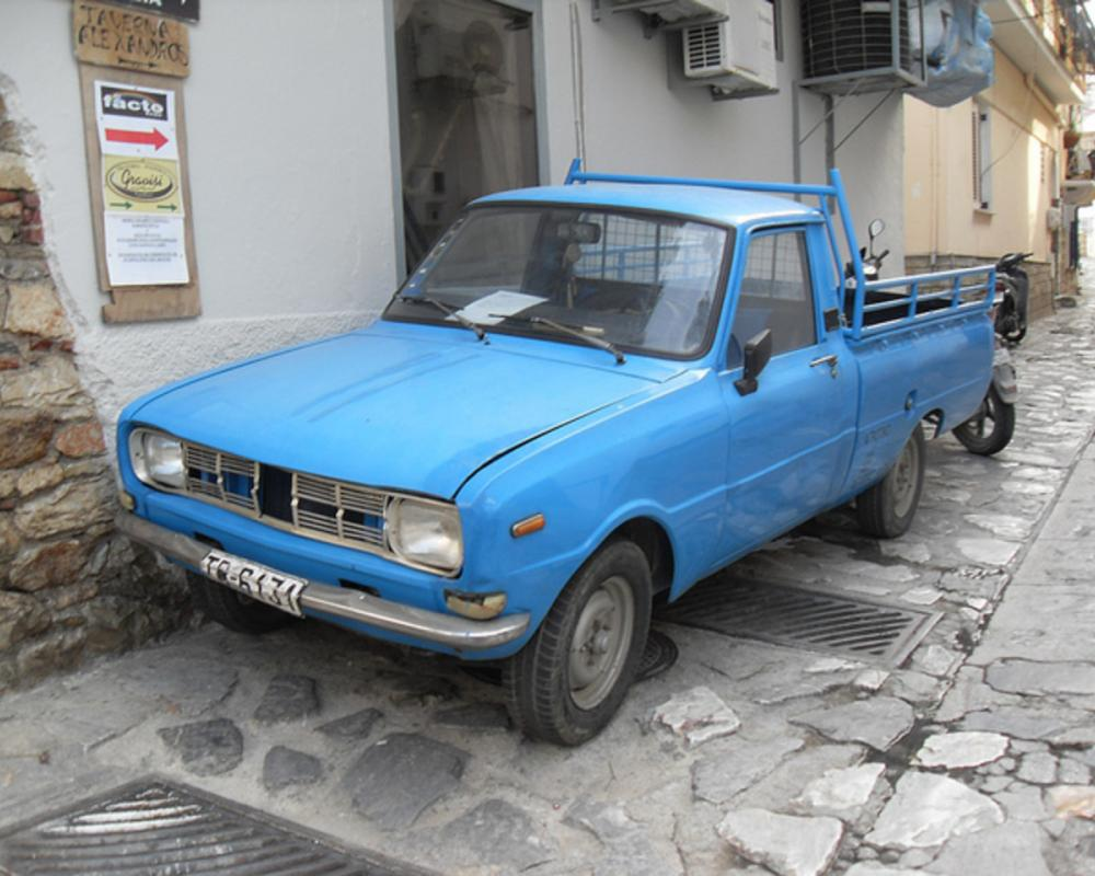 1967-73 Mazda Familia pick-up | Flickr - Photo Sharing!