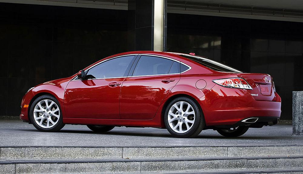 Images for Mazda 6 2.3 Sedan. Autobestpics.