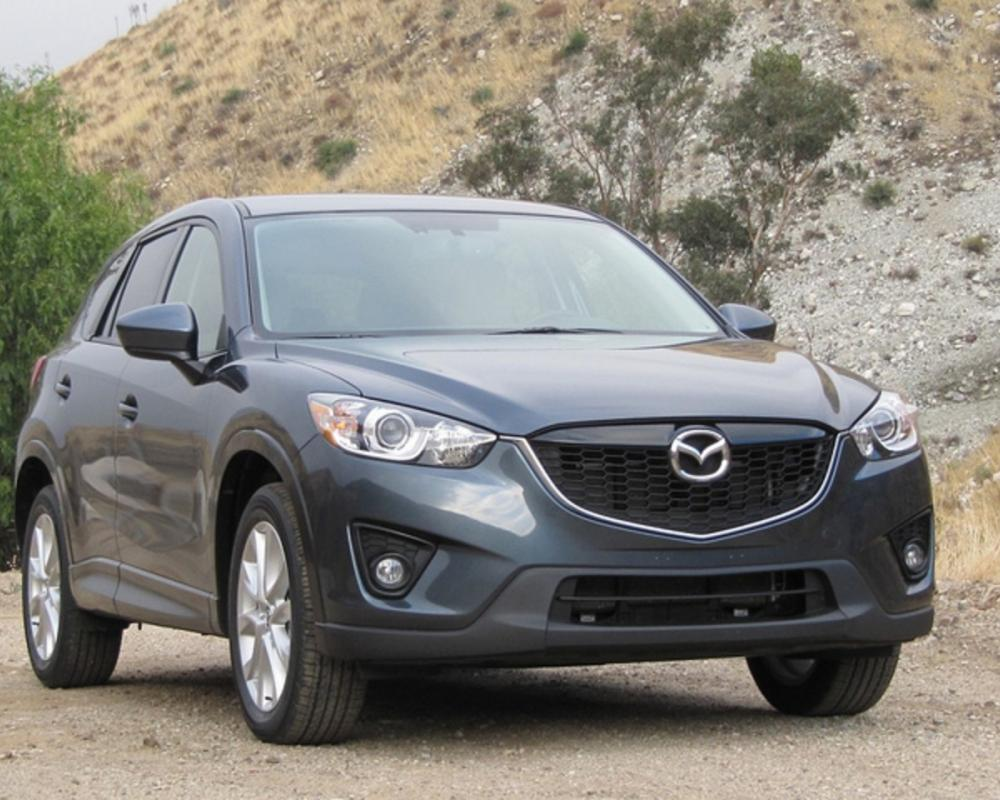 Mazda CX-5 - Metropolitan Grey - a gallery on Flickr