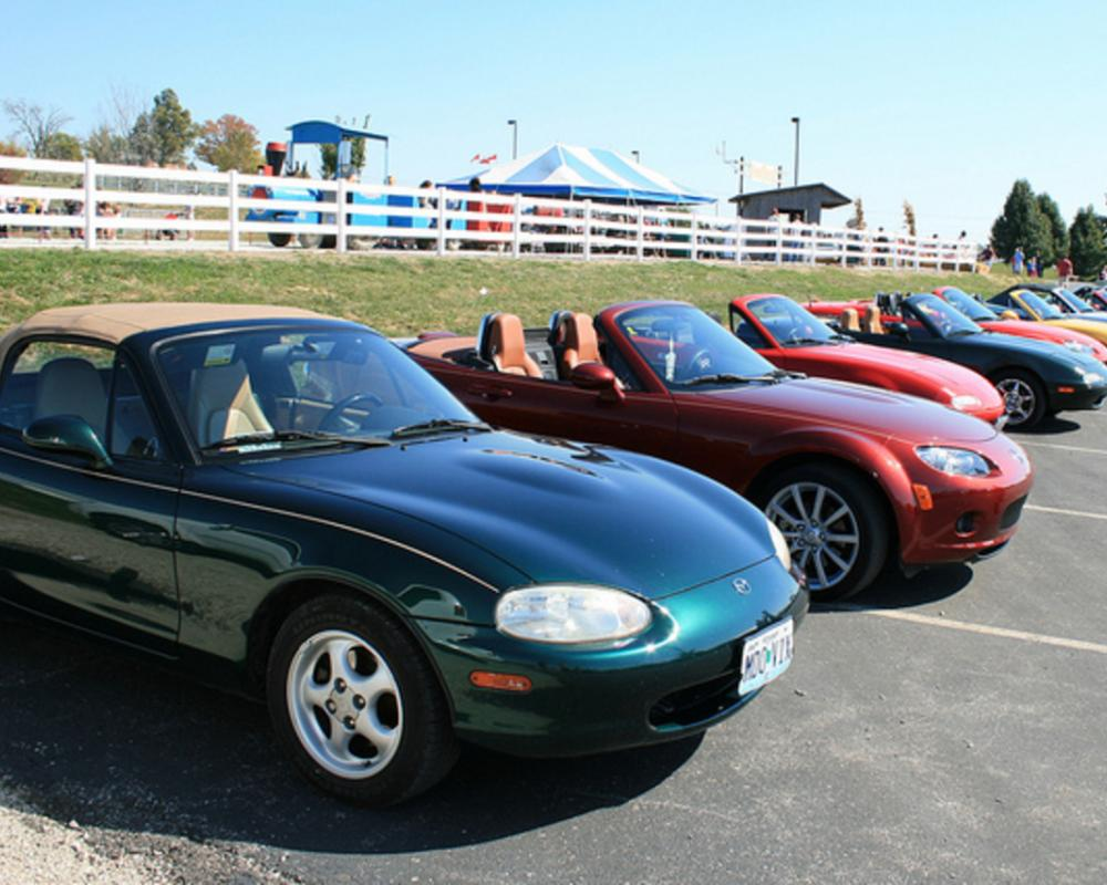 Mazda Miata Club | Flickr - Photo Sharing!