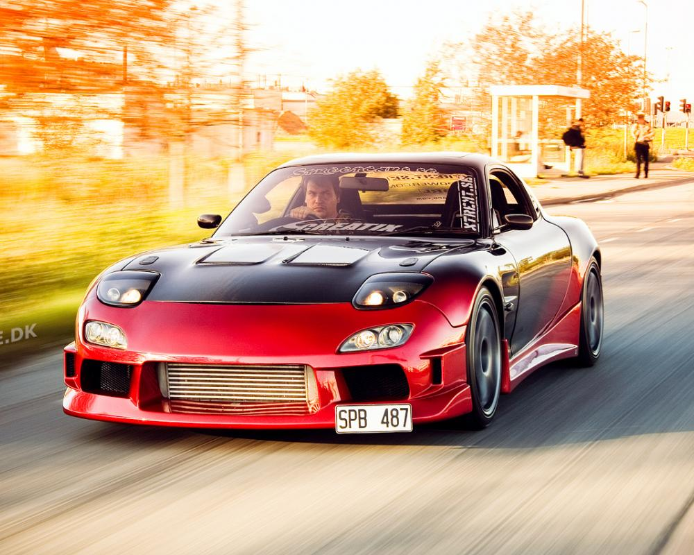 Mazda Rx-7 Chargespeed | Flickr - Photo Sharing!
