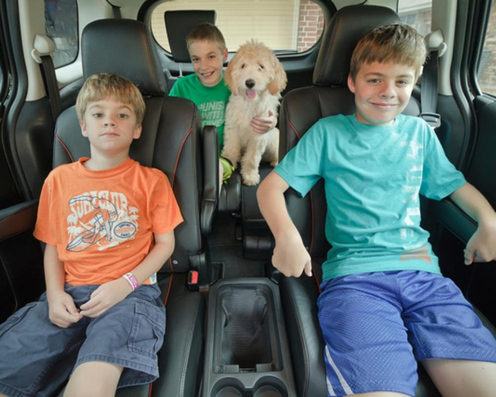 The family fits! 2012 Mazda 5 Grand Touring | Flickr - Photo Sharing!