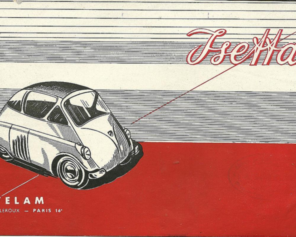 Flickr: The Print Ad Automobile Pool