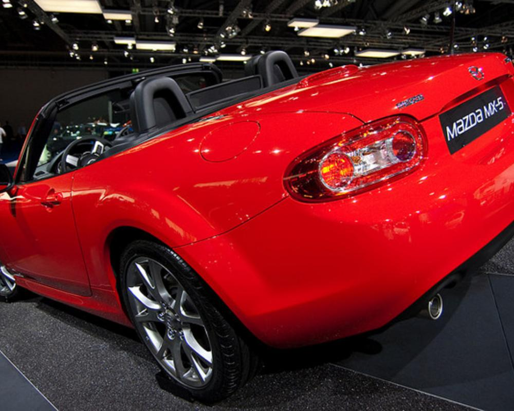 Mazda MX-5 Roadster 2010 (34618) | Flickr - Photo Sharing!