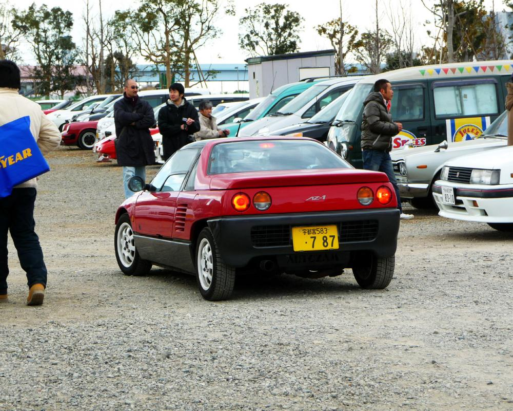 Mazda AZ-1 | Flickr - Photo Sharing!