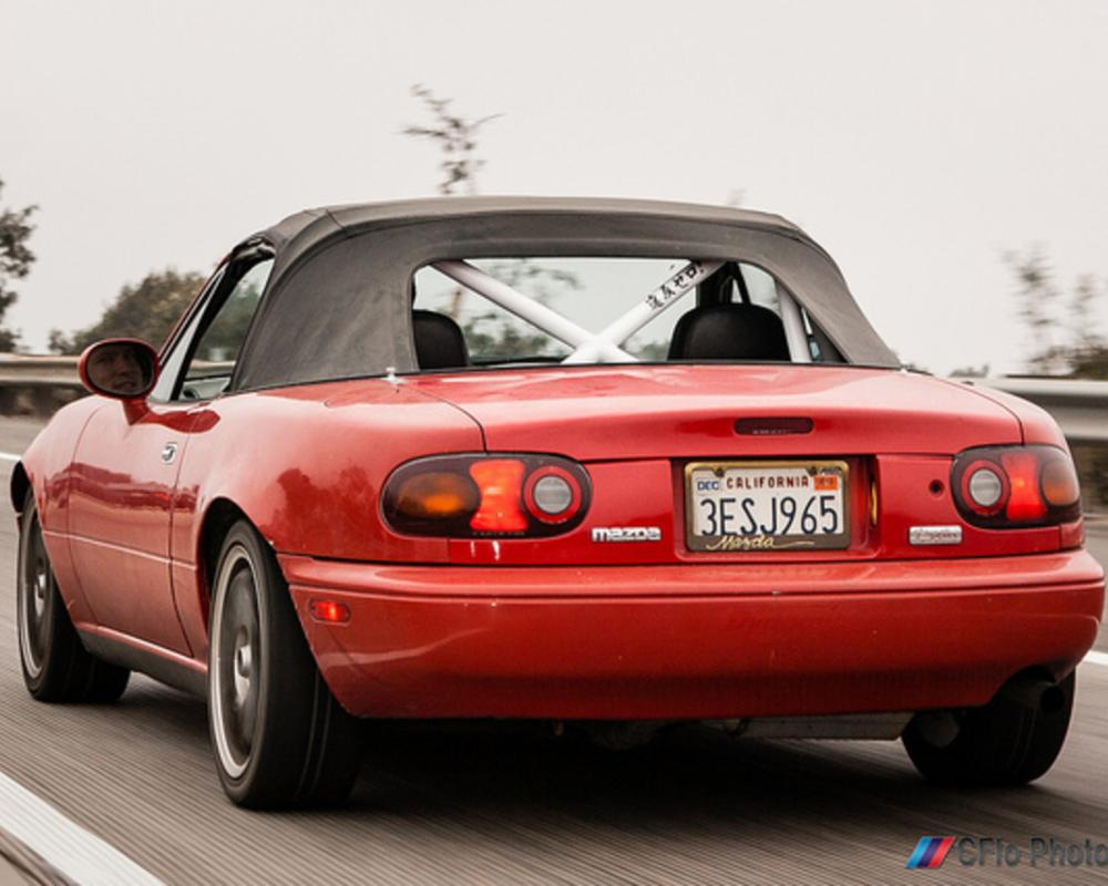 Mazda Miata MX-5 | Flickr - Photo Sharing!