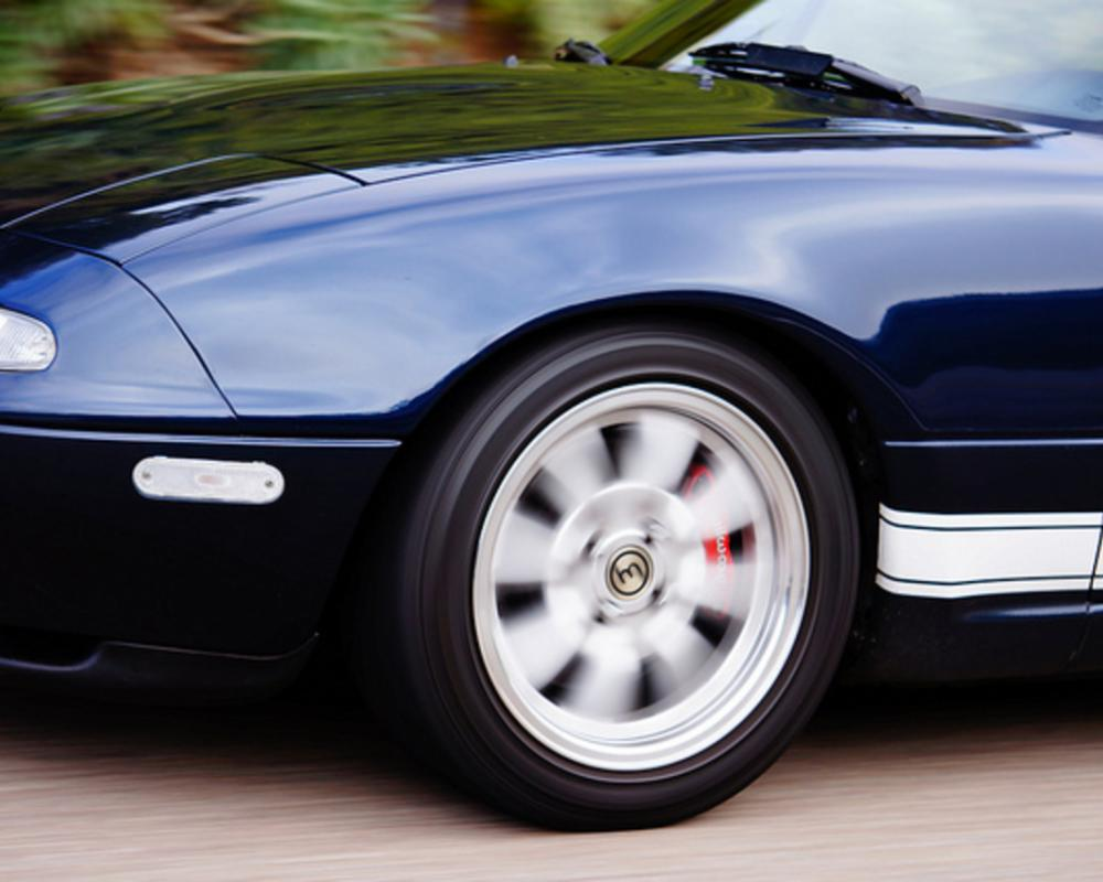 Chaparral Wheel Mazda Miata MX-5 | Flickr - Photo Sharing!