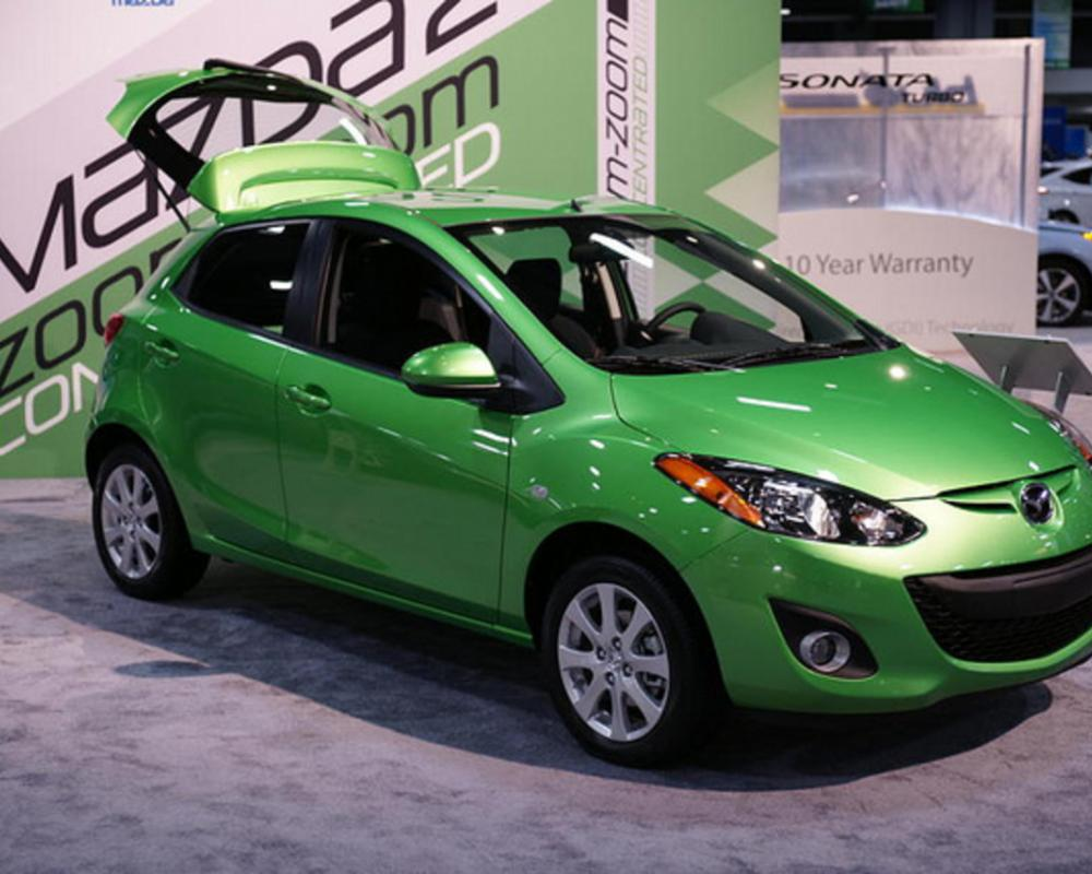 2011 Mazda 2 | Flickr - Photo Sharing!