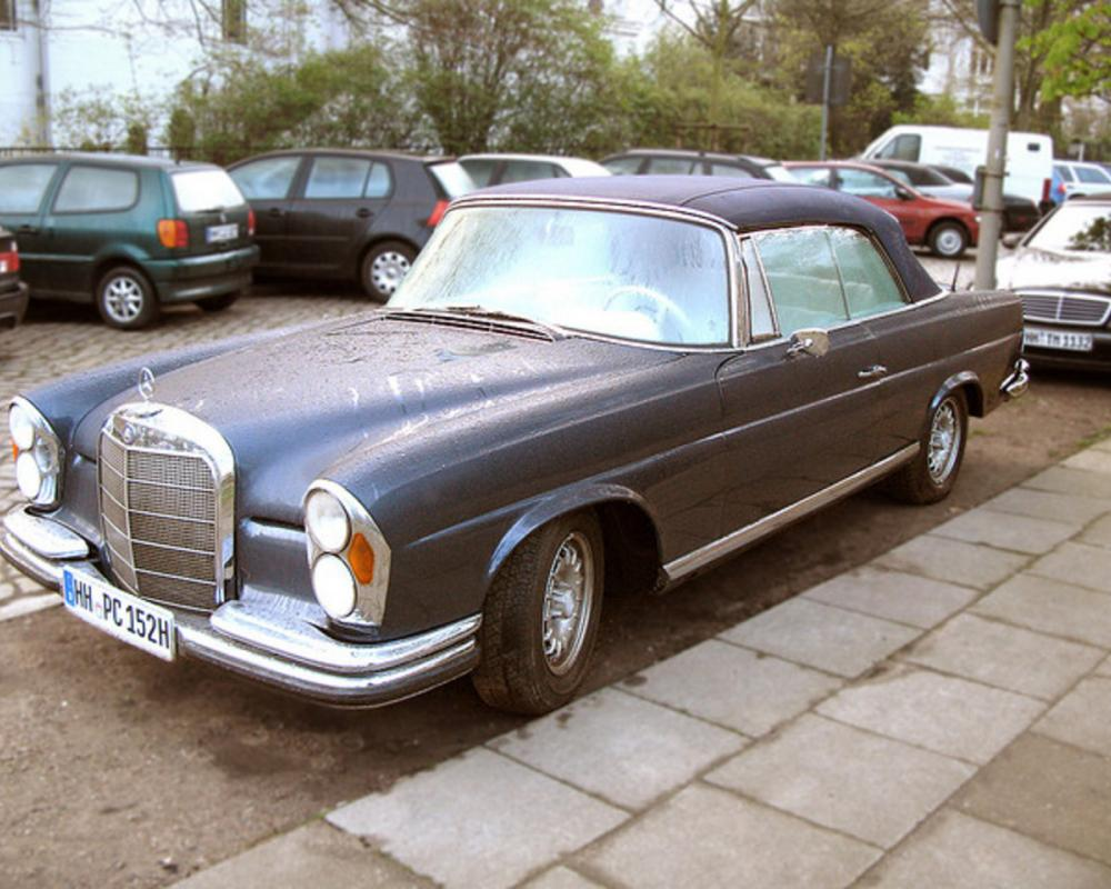 Mercedes Benz 280 SE (W111) Coupe Cabrio | Flickr - Photo Sharing!