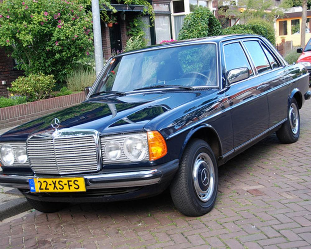 1982 Mercedes-Benz 230 E | Flickr - Photo Sharing!