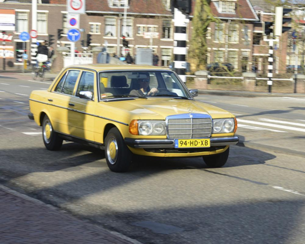 1980 Mercedes-Benz 230 E | Flickr - Photo Sharing!