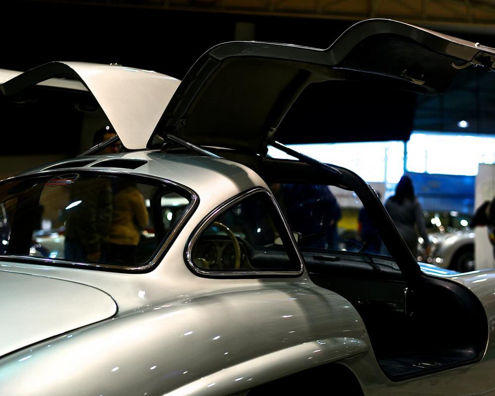 Mercedes Benz 300 SL Gullwing | Flickr - Photo Sharing!