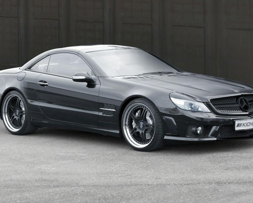 Download Kicherer Mercedes Benz SL 63 RS | Car Tuning Wallpaper ...