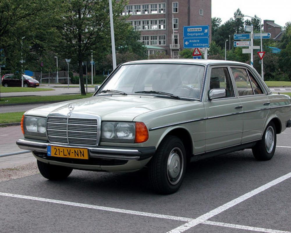 1983 Mercedes-Benz 230 E | Flickr - Photo Sharing!