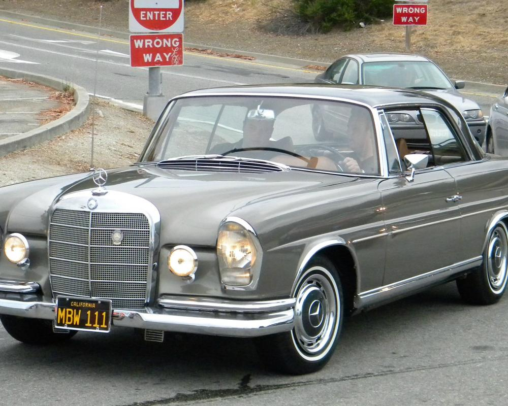 1968 Mercedes-Benz 280 SE Coupe 'MBW 111' 1 | Flickr - Photo Sharing!