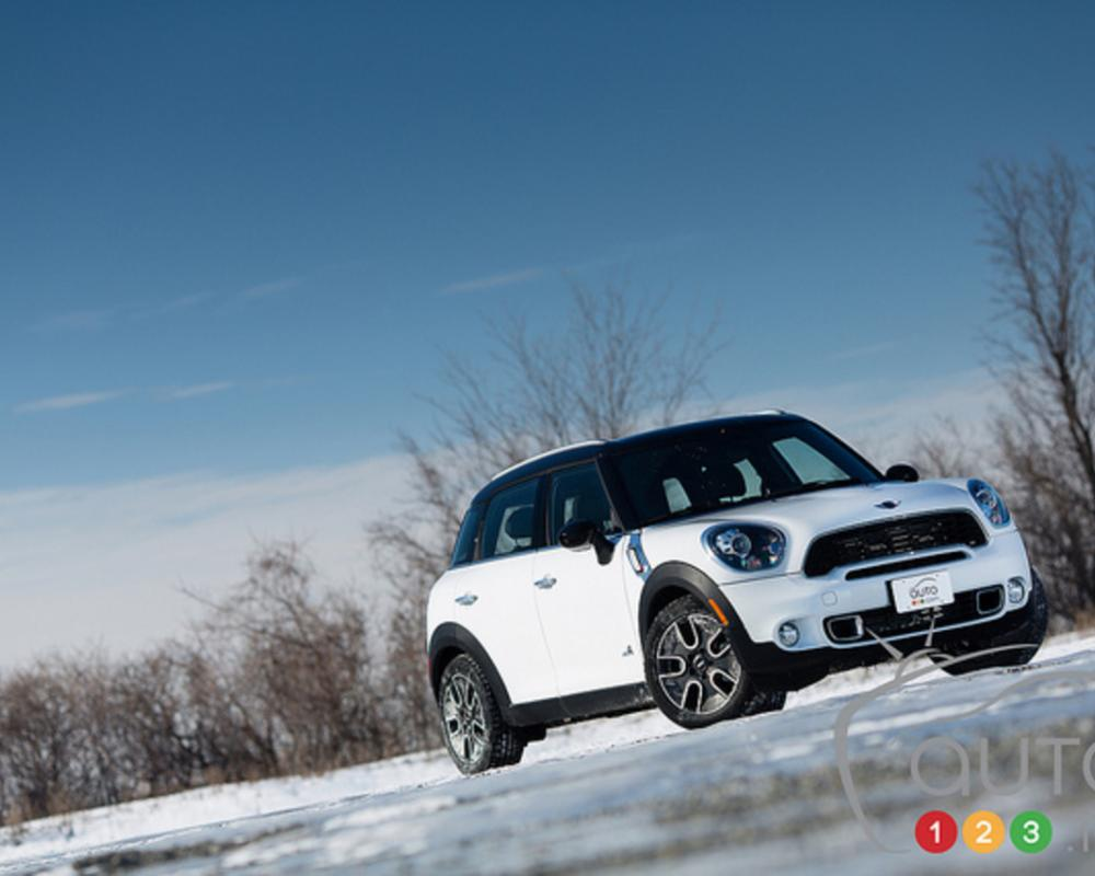 Mini Cooper S Countryman ALL4 | Flickr - Photo Sharing!