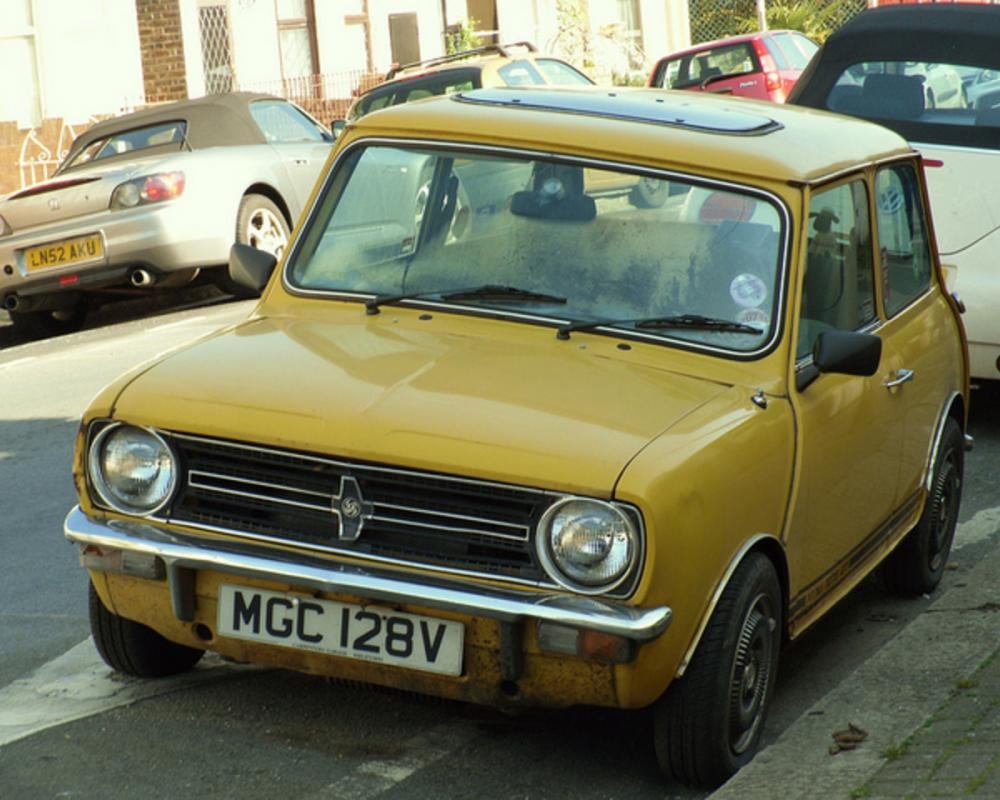 1979 Austin Morris Mini 1275 GT. | Flickr - Photo Sharing!