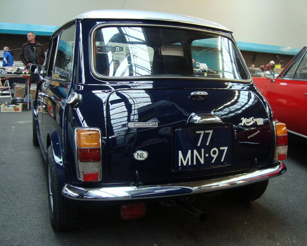 1975 Innocenti Mini Cooper 1300 | Flickr - Photo Sharing!