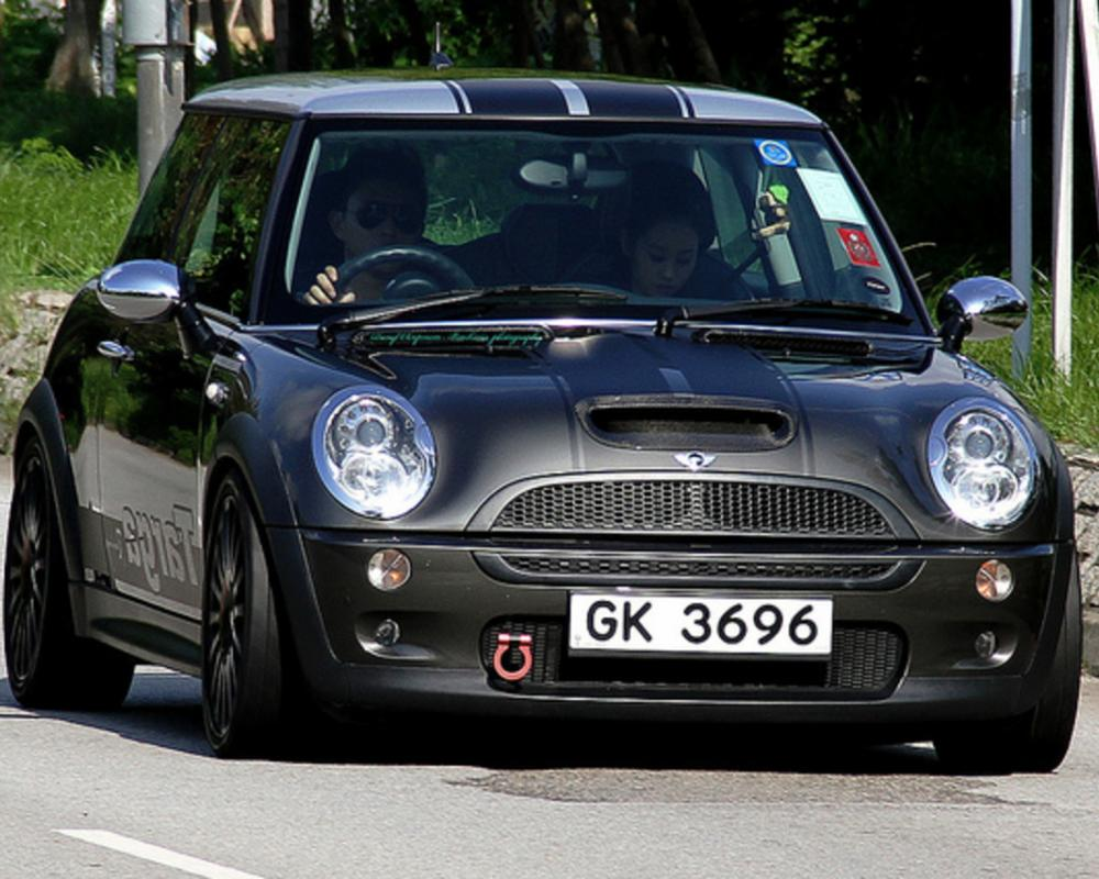 Mini Cooper S, GK3696, Tai Mei Tuk, Hong Kong | Flickr - Photo ...