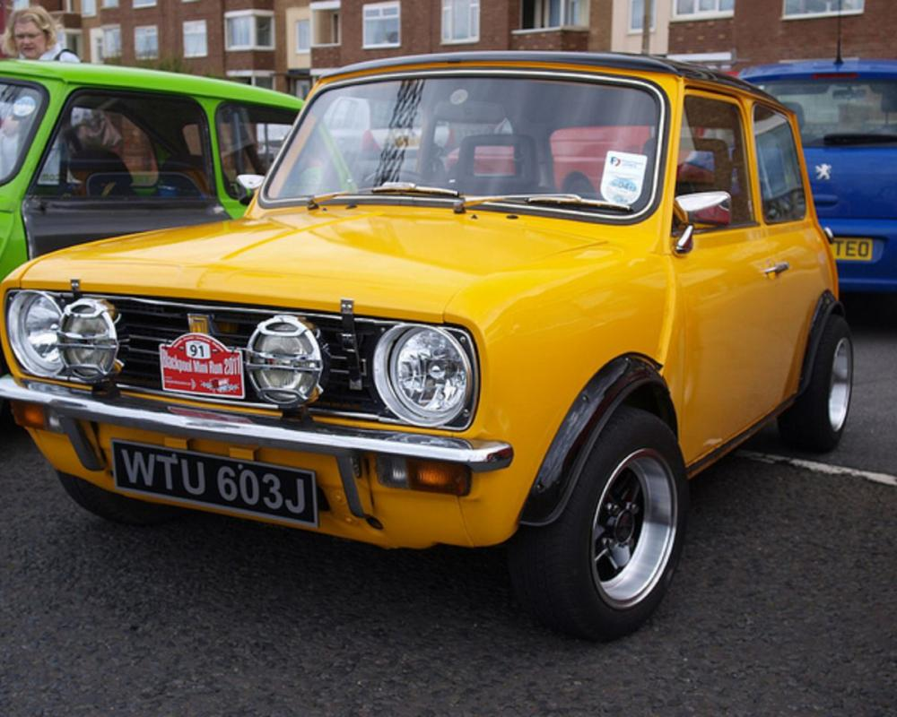 Morris Mini Clubman - 1970 | Flickr - Photo Sharing!