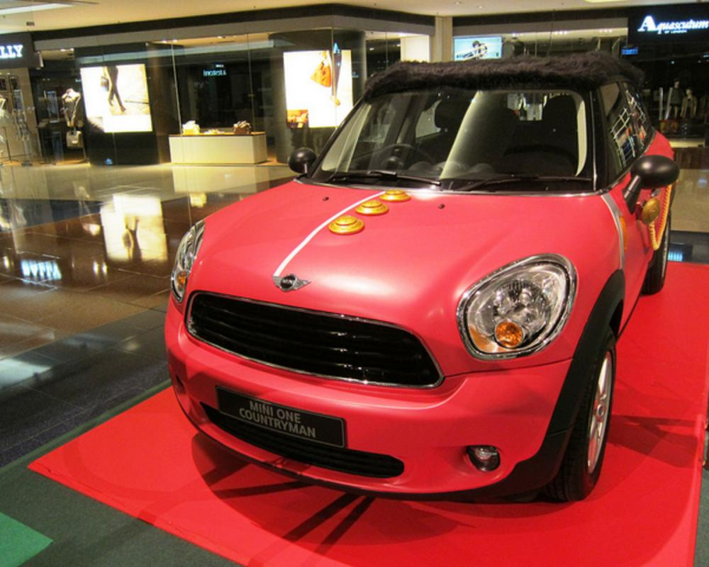 mini one countryman | Flickr - Photo Sharing!