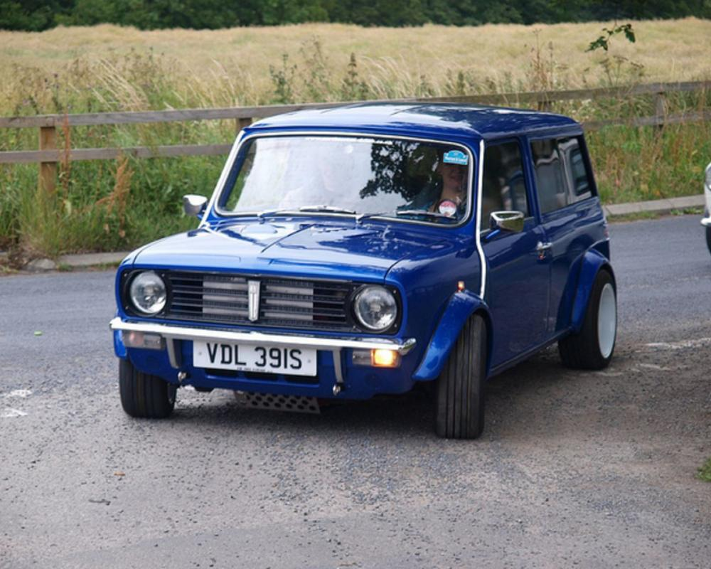 Mini Clubman Estate Cars - 1977 | Flickr - Photo Sharing!