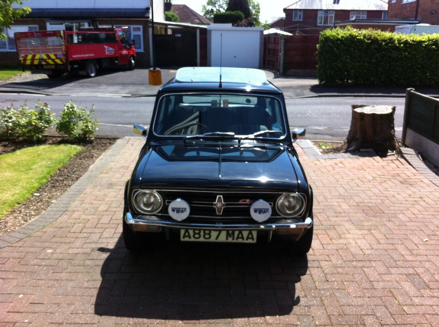Sold or Removed: Mini Mini 1275 GT (Car: advert number 183005 ...