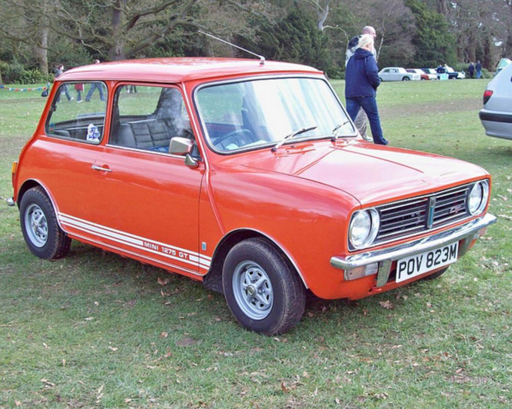 86 Mini 1275 GT (1969-80) | Flickr - Photo Sharing!
