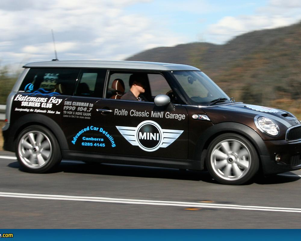 AUSmotive.com » Tried & Tested: MINI Clubman Cooper S