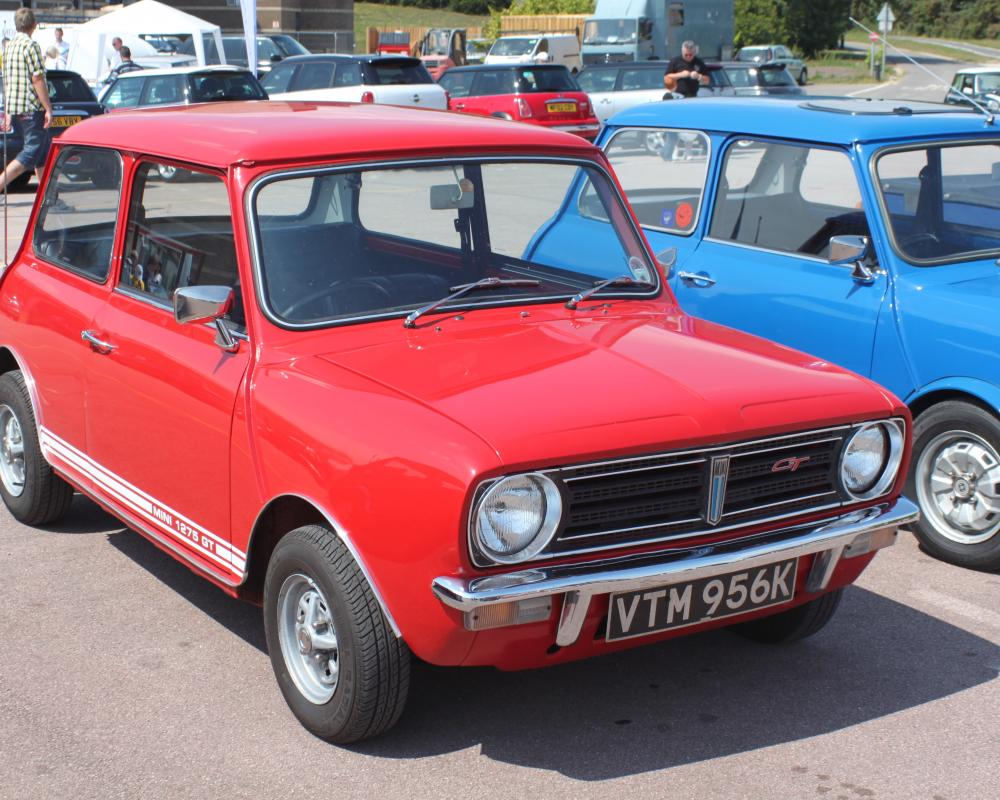 Mini Clubman 1275GT (1972) | Flickr - Photo Sharing!