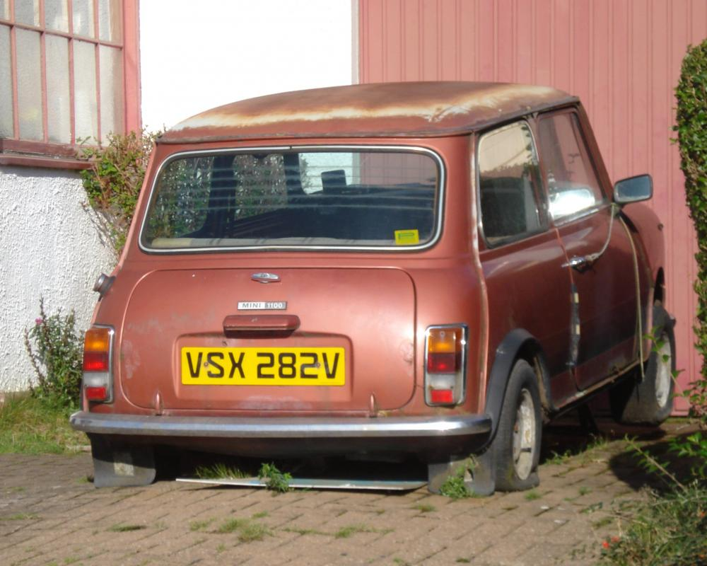 1979 Mini 1100 Special | Flickr - Photo Sharing!
