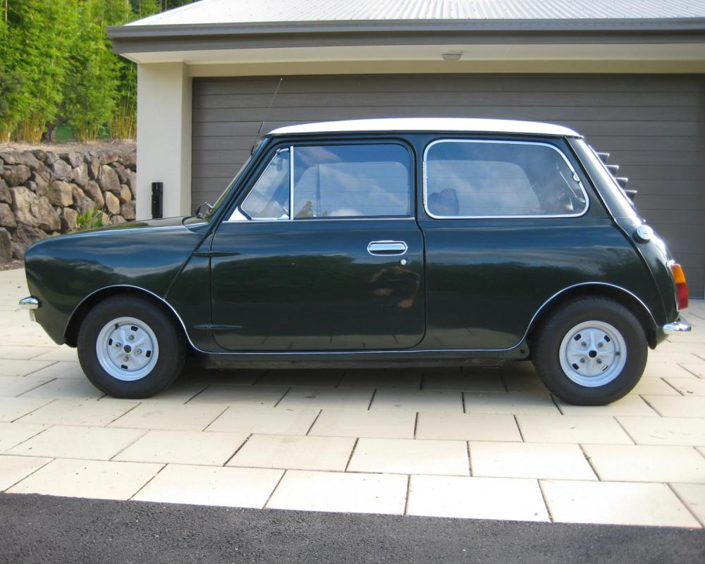 1976 Leyland Mini Clubman | Flickr - Photo Sharing!