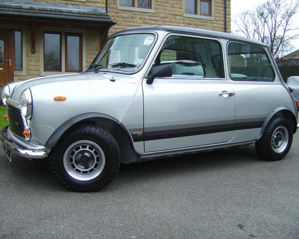 Silver Mini 1100 Special 1979 | Flickr - Photo Sharing!