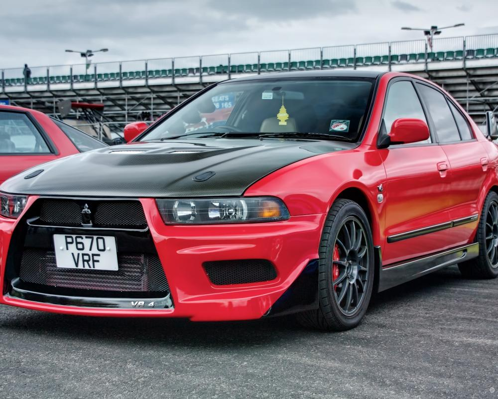 Mitsubishi Galant VR4 | Flickr - Photo Sharing!