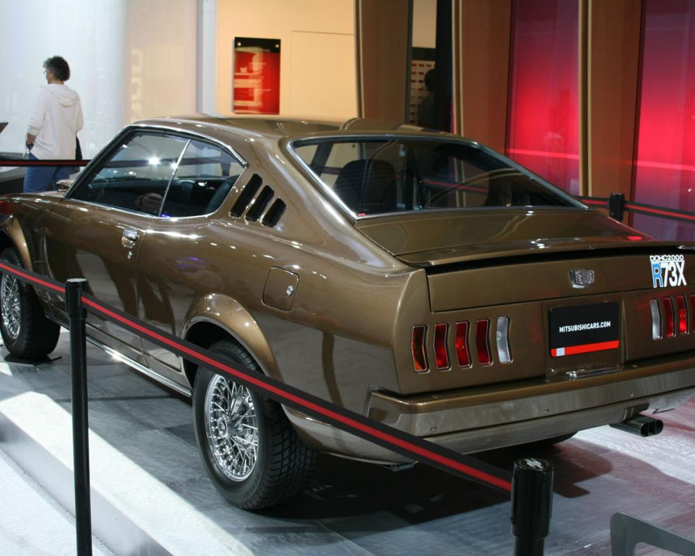 1972 Mitsubishi Galant GTO R73-X | Flickr - Photo Sharing!