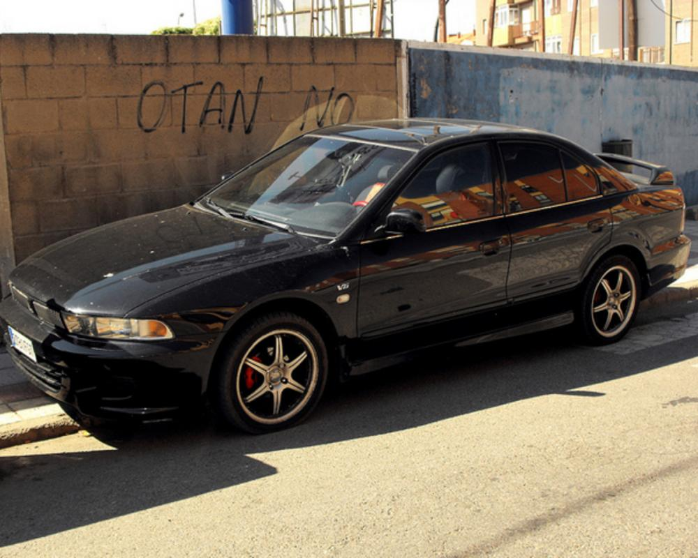 2001 Mitsubishi Galant V6 | Flickr - Photo Sharing!