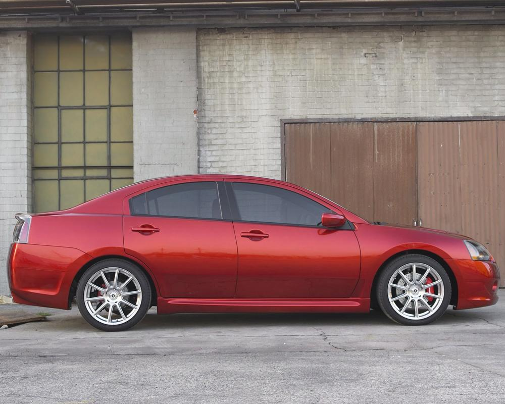 Mad 4 Wheels - 2009 Mitsubishi Galant Ralliart concept - Best ...