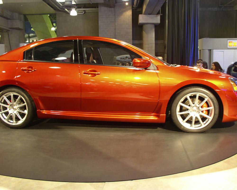 Mitsubishi Galant Ralliart Concept | Flickr - Photo Sharing!