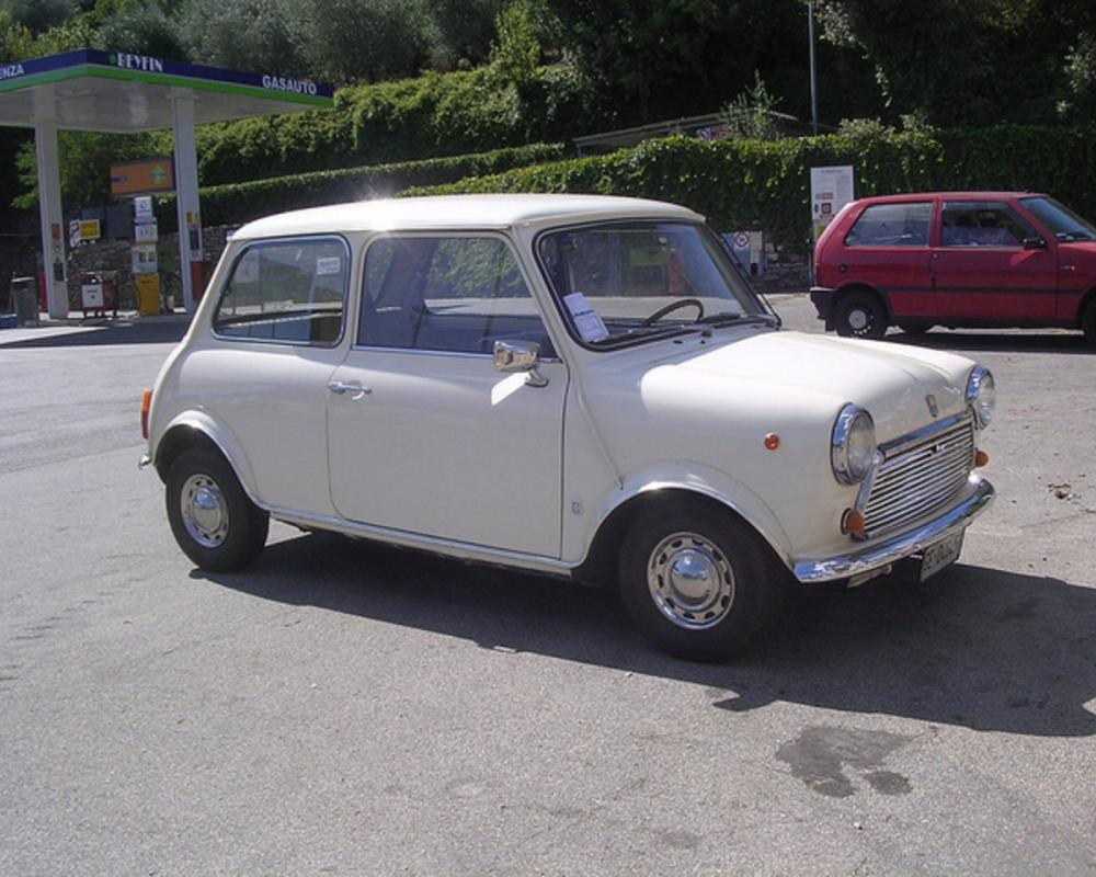 Morris Mini 1000 Firenze Florence Italy August 2011 front | Flickr ...