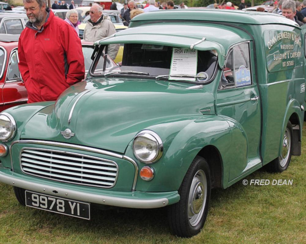 Flickr: The Morris Minors world wide Pool