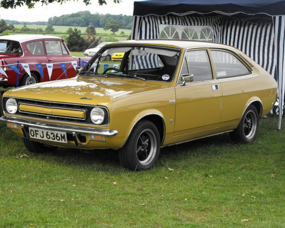 Morris Marina 1.8 Super Coupe - OFJ 636M | Flickr - Photo Sharing!