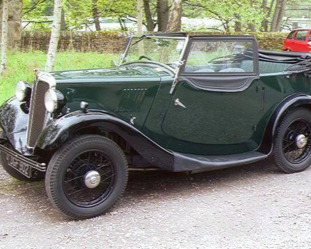 Morris Eight Sport Tourer: Photo #